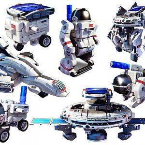 ROBOT ESPACIAL SOLAR 7 EN 1