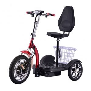 TRICICLO ELECTRICO E-RIDE